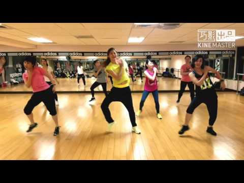 Zumba® With TienTien   Si Una Vez (If I once)   Taipei Taiwan   恬恬老師
