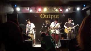 13/03/09 output 大人のモッシュ husking sea sun myself.