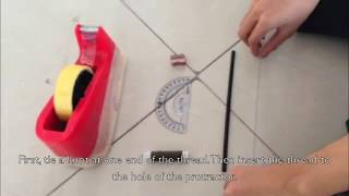 How to Make and Use a Clinometer