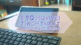 Huawei Mediapad T3 7, is it useful for light office work?