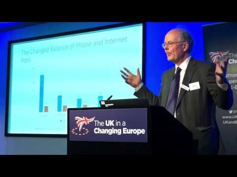 Keynote address: Professor John Curtice
