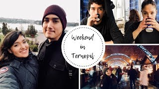 Weekend in Ternopil + Quick Reading Update