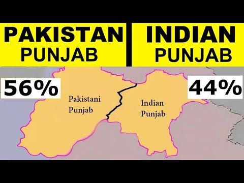 Indian Punjab Vs Pakistan Punjab Full Comparison UNBIASED 2018   Punjab 2018   Natasha dixit