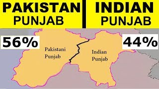 Indian Punjab Vs Pakistan Punjab Full Comparison UNBIASED 2018 | Punjab 2018 | Natasha dixit