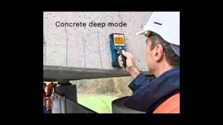 抓漏儀器bosch D-tect 150 牆體探測儀 thumbnail