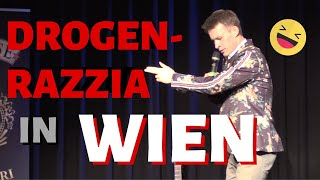 Drogenrazzia in Wien | Nikorrekt | Stand Up Comedy