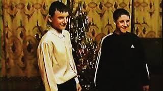Новый год. 2001-2002г.Орск
