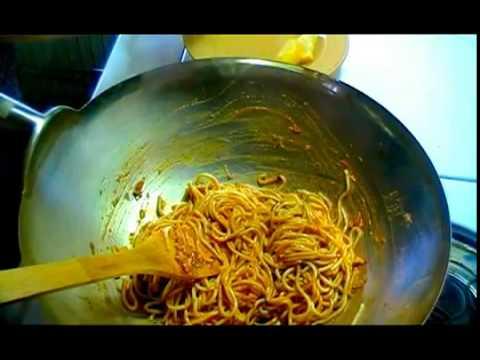 biryani spaghetti dedicated to country Luxembourg