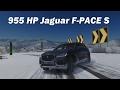 Blizzard Peak Hill Climb - 2017 Jaguar F-PACE S (Forza Horizon 3)