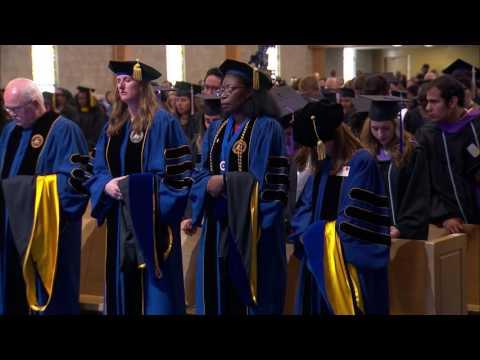 Spring Graduation 2016 | 2pm Commencement