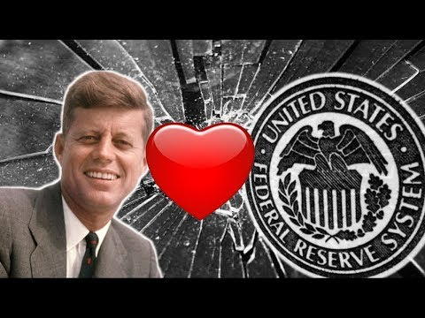 Kennedy NO luchó contra la FED