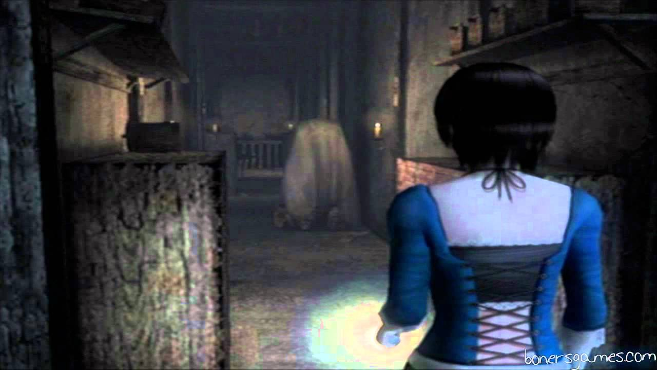 Fatal Frame Iii Ps2 Part 01 Hour 1 The Sign Youtube