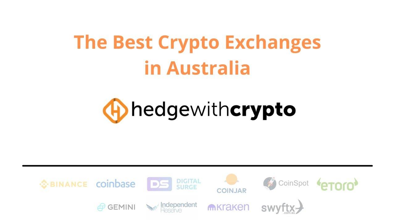 geriausi crypto exchange australia