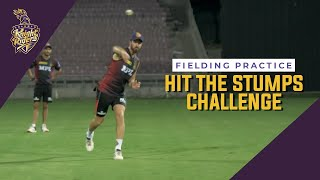 Hit the Stumps, win a free Dinner! Cutting, Tripathi & others - IPL 2021