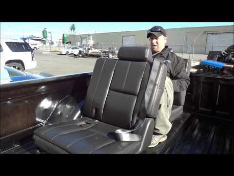 blazer seat option