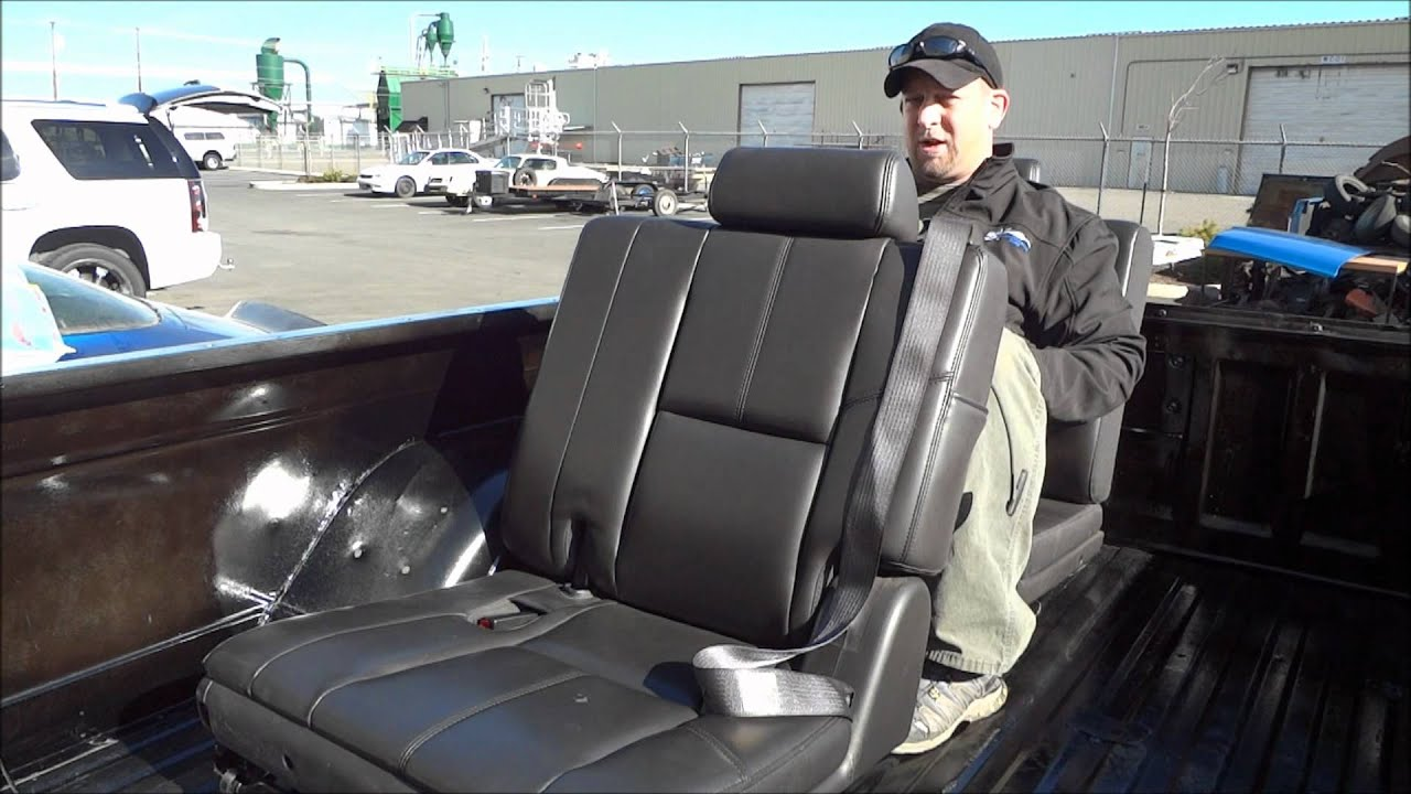 1971 Chevy Truck Bench Seat