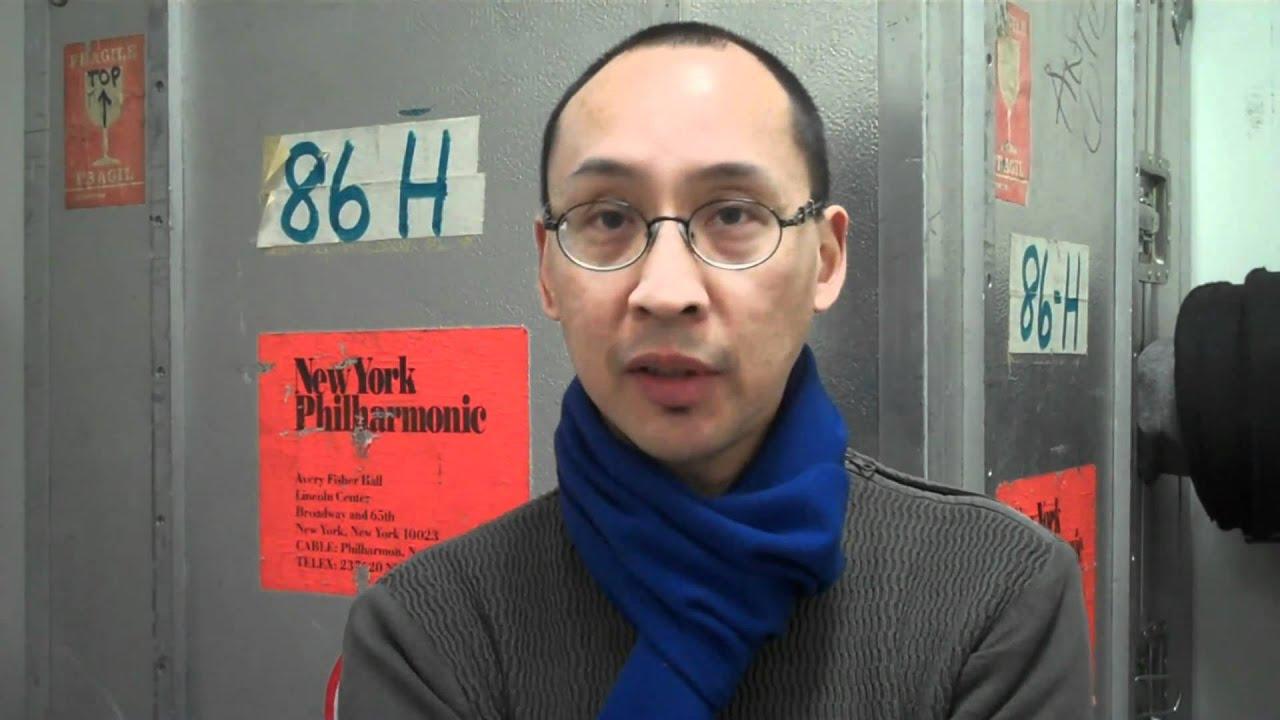 "CONTACT! flipCam Video: Jay Alan Yim on ""neverthesamerivertwice"""
