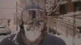 Snowboard Urban Jibbing