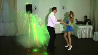 Зажигательная свадебная сальса от Натальи и Дениса