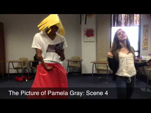 The Picture of Pamela Gray