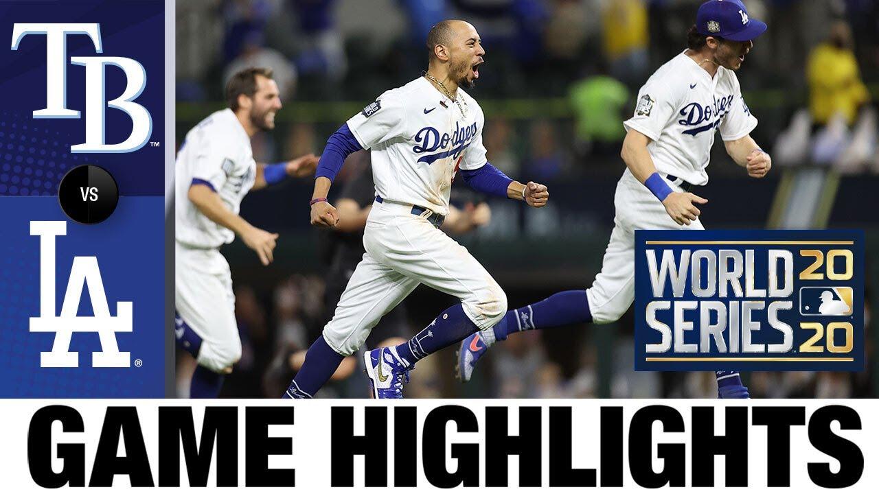 Dodgers vs. Padres - Game Recap - April 16, 2021 - ESPN
