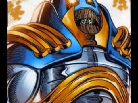 THE TOP TEN most powerful comic book characters!