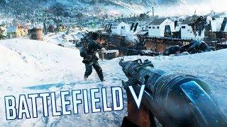 Battlefield V ➤ Железная Шкура БФ5➤ Стрим Онлайн Сейчас ➤ Playstation4 GamePlay #37.