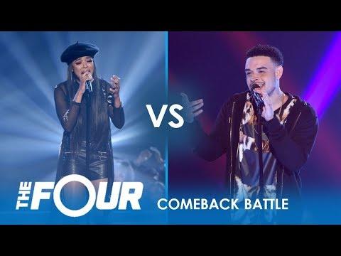 Download Carvena Jones vs Ebon Lurks: This Battle Got The CLOSEST Vote Of The Season! | S2E7 | The Four
