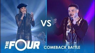 Download lagu Carvena Jones vs Ebon Lurks This Battle Got The CLOSEST Vote Of The Season S2E7 The Four