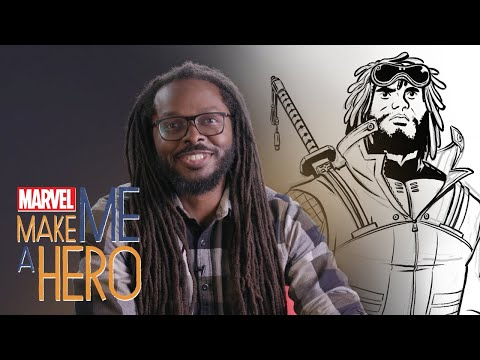The Smartest Guy in the Room | Marvel Make Me a Hero