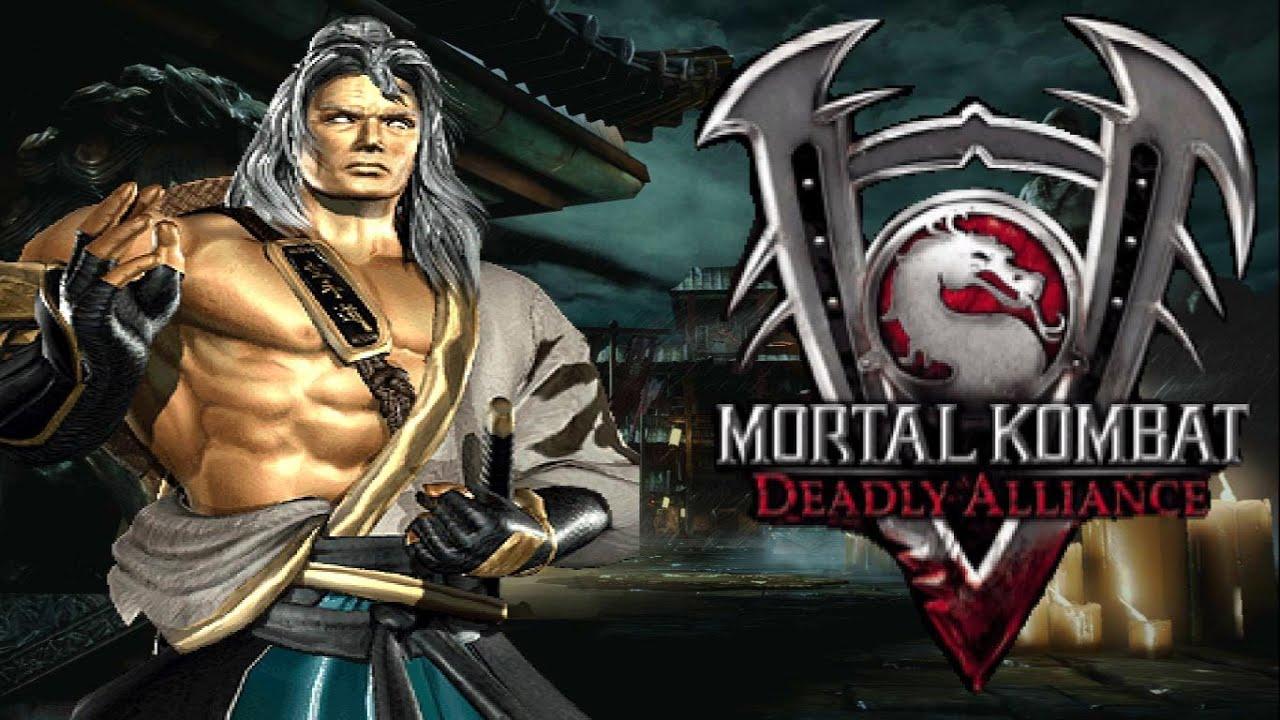 Mortal Kombat Deadly Alliance - Konquest Mode - Part 11 - Raiden  (Commentary)