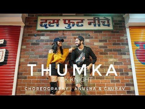 Zack Knight - Thumka I Dance Cover I Choreography : Anusha & Gaurav thumbnail