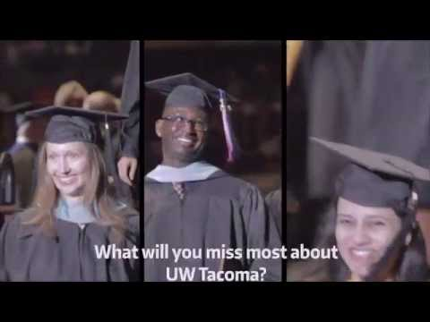 What grads will miss about UW Tacoma