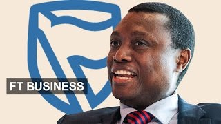 Standard Bank on African growth