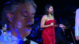 Download Video Dira Sugandi ft Andrea Bocelli MP3 3GP MP4