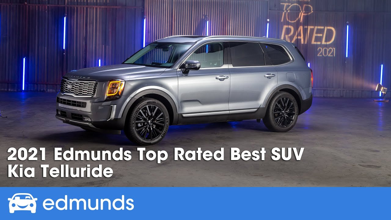 2021 Kia Telluride Prices Reviews And Pictures Edmunds