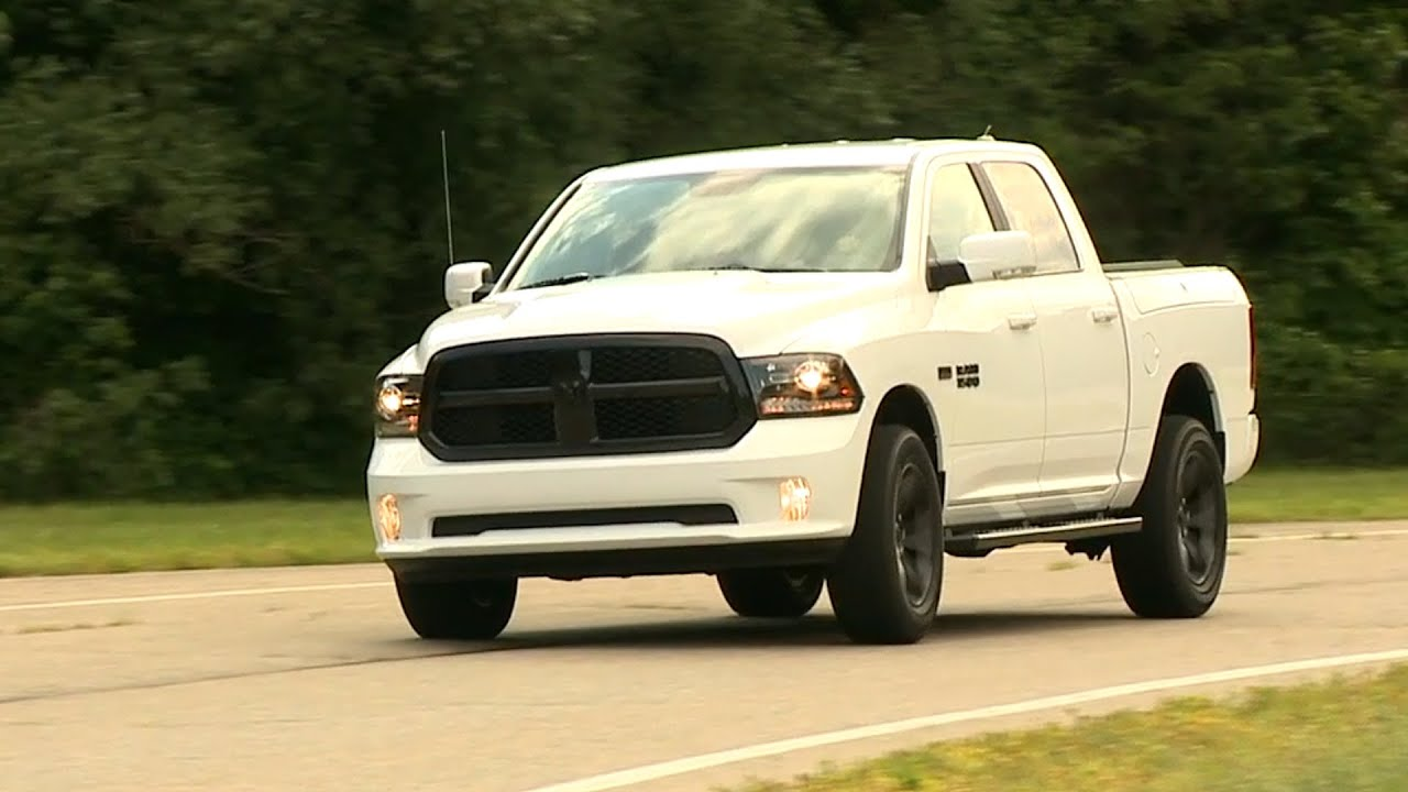 2017 ram 1500 crew cab night with mopar parts youtube. Black Bedroom Furniture Sets. Home Design Ideas