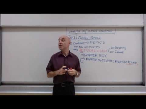 Financial Management - Lecture 26 HD