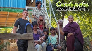 HOW YOUR RIDE WILL CHANGE LIVES Cambodia Motorbike Tours