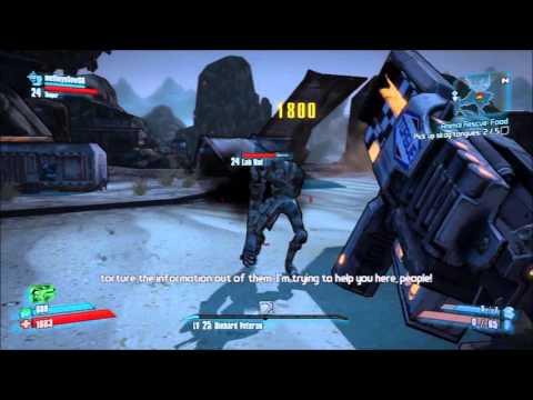Gaming Consumer's Opinion Test run: Borderlands 2 part 8