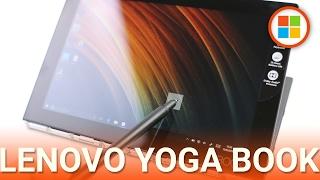 Recensione Lenovo Yoga Book (Windows): ne vorrete senz