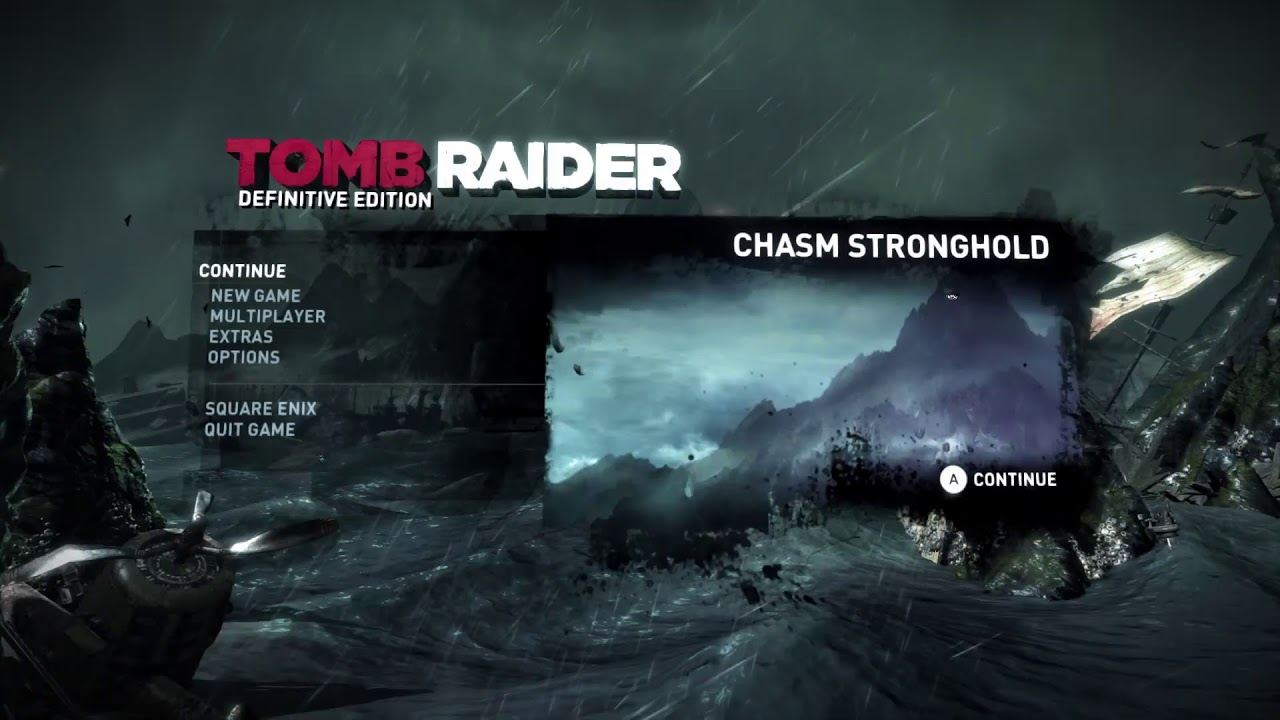 May 6, 2021 at 01:09AM TOMB RAIDER: DIFINITIVE EDITION