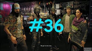 Watch Dogs 2 Walkthrough Gameplay Part 36 - Eye for an eye / A Real Dog Fight