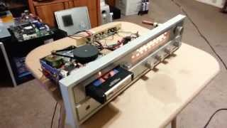 Sears Solid-State 8-Track Player Restoration (Model: 400.91308 900)