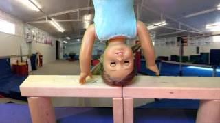 Shooting Star-a Gymnastics AG mini movie