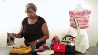 Different Ways to Make Handbag Closures : Handbag Ideas