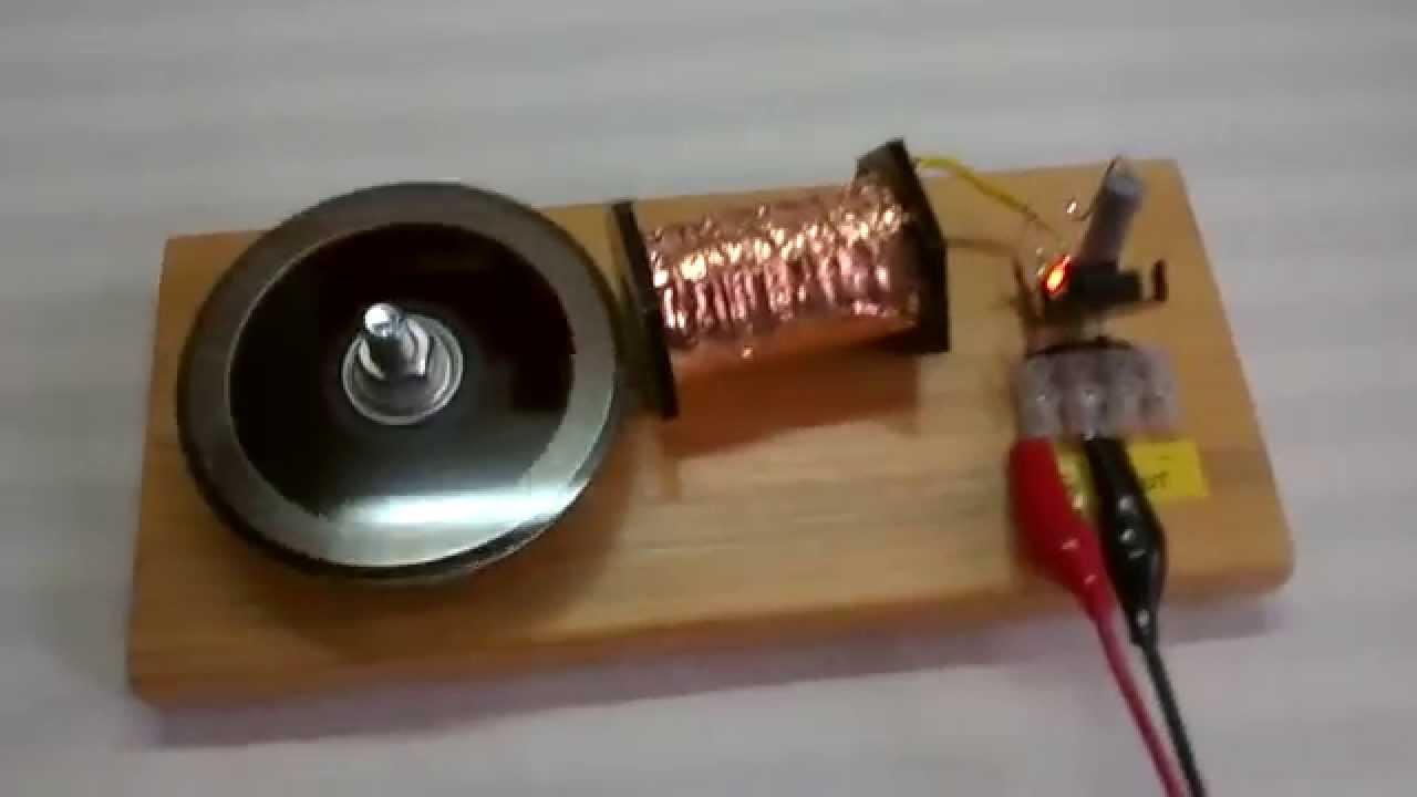 Bedini Motor - YouTube