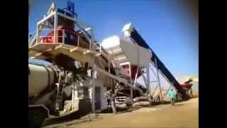 ins makina izmir mbs 60 bs beton santrali videosu , concrete batching plants