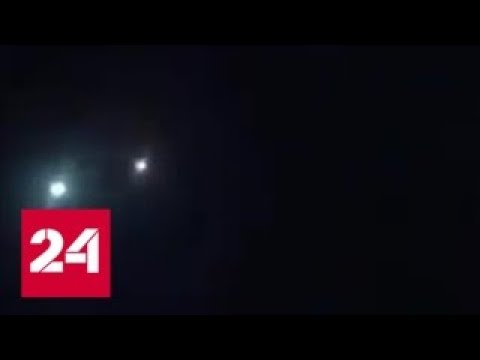 Сирия отразила очередной ракетный удар Израиля - Россия 24