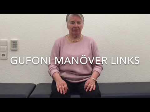 Lagerungsschwindel Übungen: Gufoni